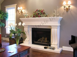 Stone Mantelpiece Tips To Decorate And Accessorize Your Custom
